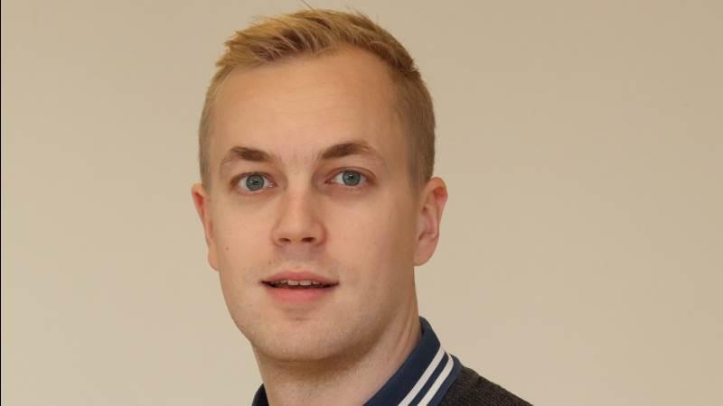 Joachim Clausen, bestyrelsesmedlem i Danske Svineproducenter.