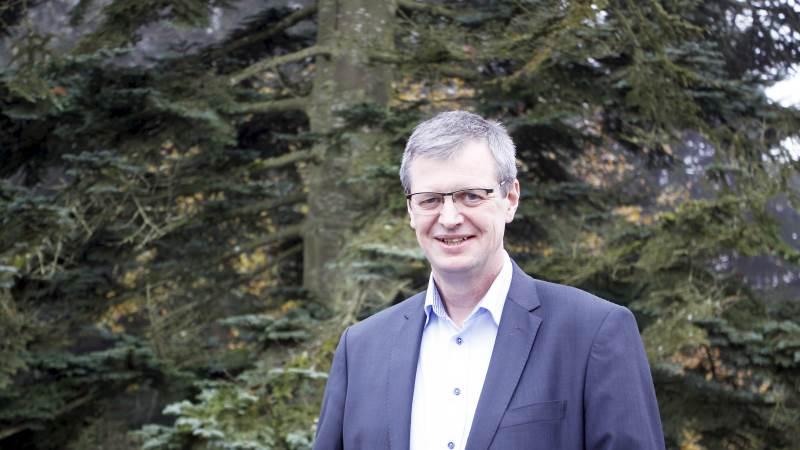 Formand for Danish Crown, Erik Bredholt, ser frem til de næste fem år at kunne styrke og forbedre koncernens og andelshavernes værdi. Arkivfoto