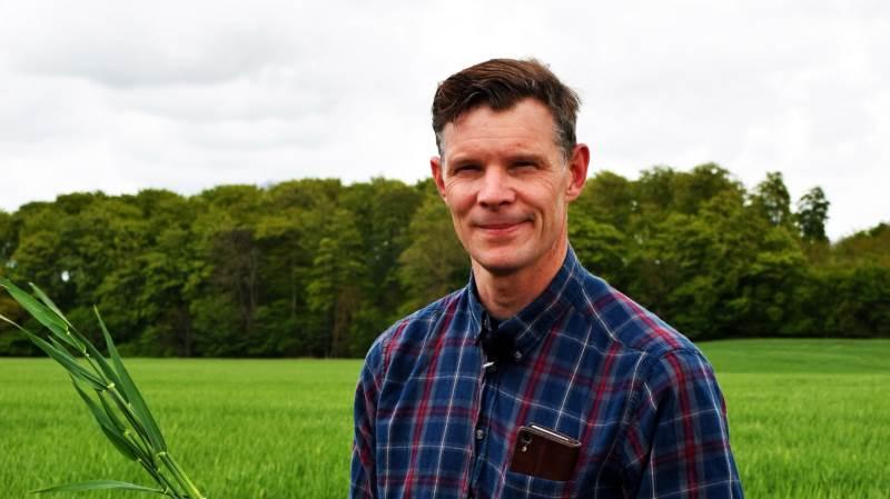 Peter Kiær driver i dag godt 430 hektar jord og har en svineproduktion med 720 søer ved Terslev nord for Haslev.