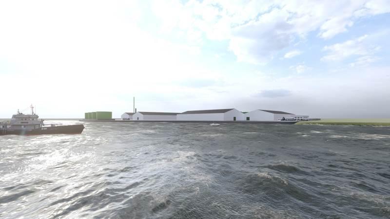 Fra 2024 er det planen, at der skal stå en stor biometanol-fabrik klar i Vordingborg Havn, som vil kunne aftale masser af halm fra lokalområdet.