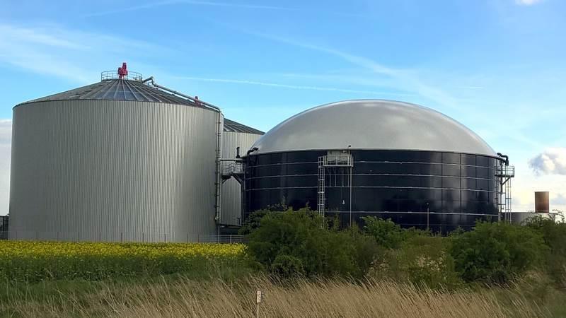 Ifølge Biogas Danmarks publikation Biogas Outlook 2021 er det realistisk at opnå 100 procent grønt gasforbrug i 2030. Foto: Pixabay