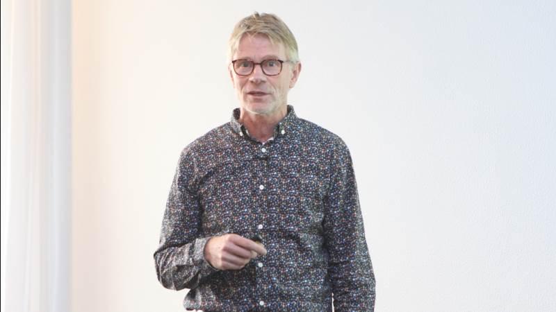 Niels-Peder Nielsen, chefkonsulent hos Seges Svineproduktion.