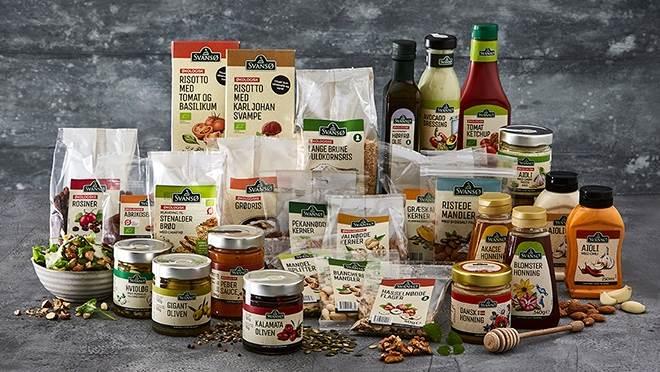 Svansø er en af Scandic Foods flagskibsmærker. Foto: Svansø