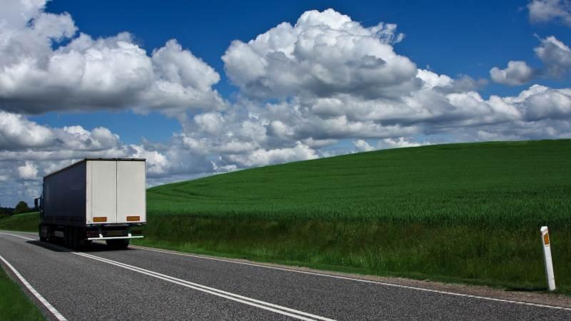 Olieforbruget i transportbranchen falder viser nye tal. Foto: Colourbox