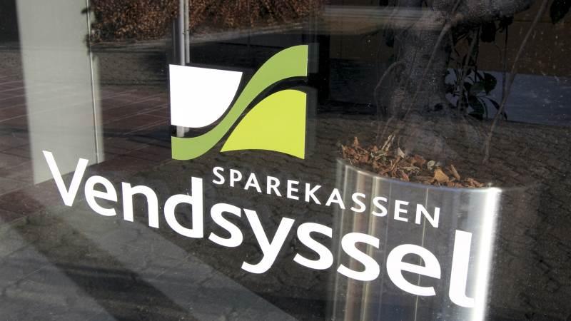 Jutlander Bank og Sparekassen Vendsyssel slår sig sammen til Sparekassen Danmark. PR-foto.