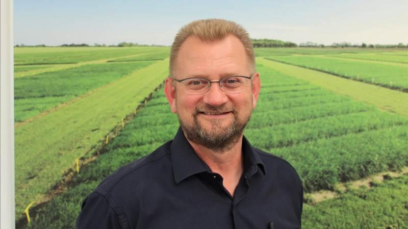 - Vi glæder os over, at vi i 2020 kan sende en afregning til vores frøavlere, der ligger helt i top,, siger Jørn Lund Kristensen, avlsdirektør i DLF.