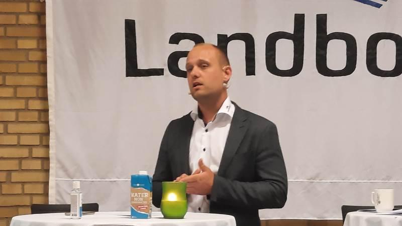 Henrik Jessen er ny formand for LandboSyd. Foto: John Ankersen
