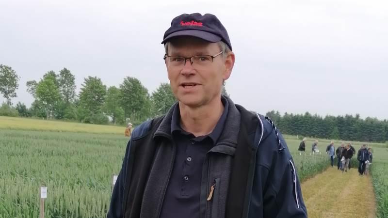 - Græsukrudt er noget Fanden har skabt for at genere dansk landbrug. Så prompte udtalte planteavlskonsulent Poul Erik Jørgensen sig, da han understregede vigtigheden af at bekæmpe den græsukrudt, der i år er væsentligt mere af, end der har været tidligere år.