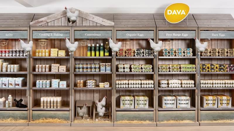 De mange ekstra timer hjemme og dermed større bagelyst blandt danskerne har ført til stigning på både top- og bundlinjen hos Dava Foods. Foto: Dava Foods