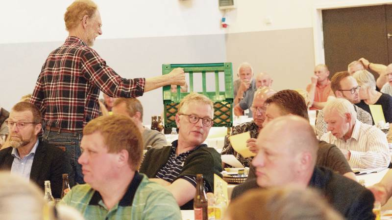 Der skal endnu engang samles stemmer ind, når Landboforeningen Limfjord mandag afholder ekstraordinær generalforsamling. Her skal medlemmerne tage stilling til, om de ønsker at fusionere med Lemvigegnens Landboforening og Landbo Thy. Arkivfoto: Tenna Bang