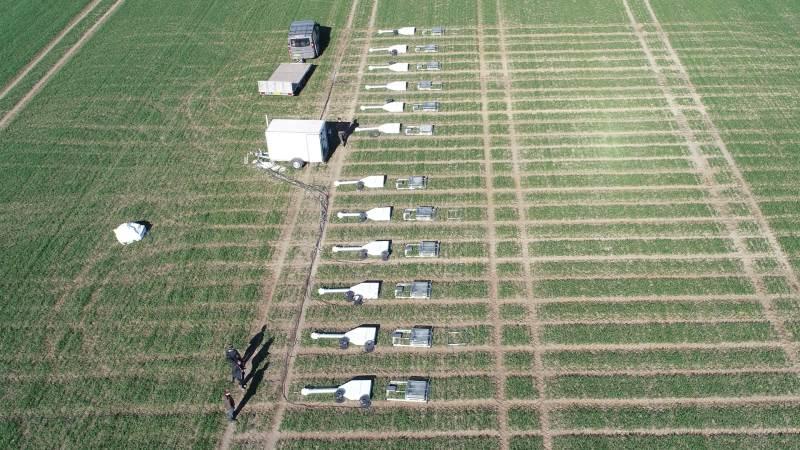 Hos Teknologisk Institut har man længe og vil fremadrettet også arbejde hårdt for at gøre landbruget »smartere« for både den klimamæssige og den økonomiske gevinst ved mere digitalt landbrug. Foto: Teknologisk Institut