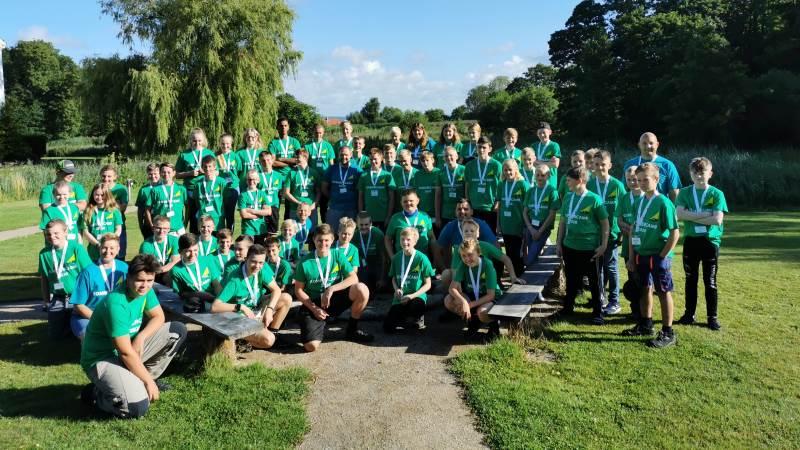 På mandag møder 90 unge op til sommercamp på Nordjyllands Landbrugsskole, Lundbæk. Arkivfoto: Nordjyllands Landbrugsskole