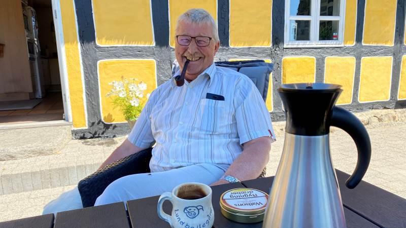 Hans Gæmelke, formand for Djursland Landboforening, fylder tirsdag den 6. juli 60 år. Foto: Djursland Landboforening.