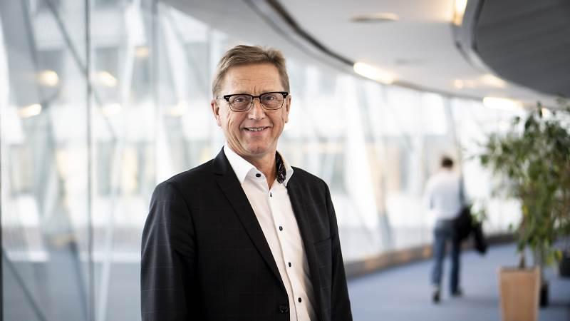 Asger Christensen. Foto: Venstre