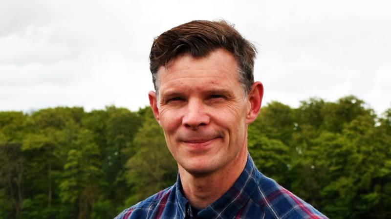 Peter Kiær, formand for Bæredygtigt Landbrug, Storgårdsvej 1, 4690 Haslev.