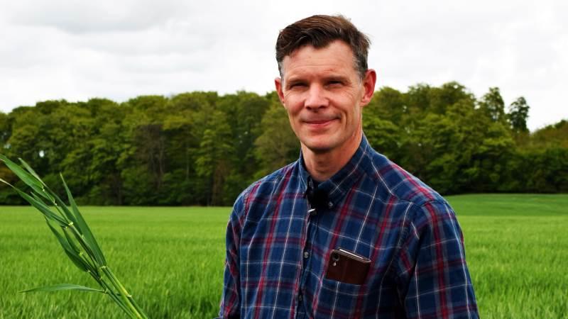 Peter Kiær, formand for Bæredygtigt Landbrug