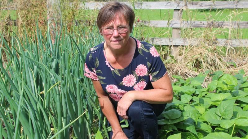 Henriette Haagmans er netop startet som selvstændig rådgiver inden for grøntsager og jordbær med sin rådgivningsvirksomhed HDR Haagmans Dyrknings Rådgivning. Foto: John Ankersen