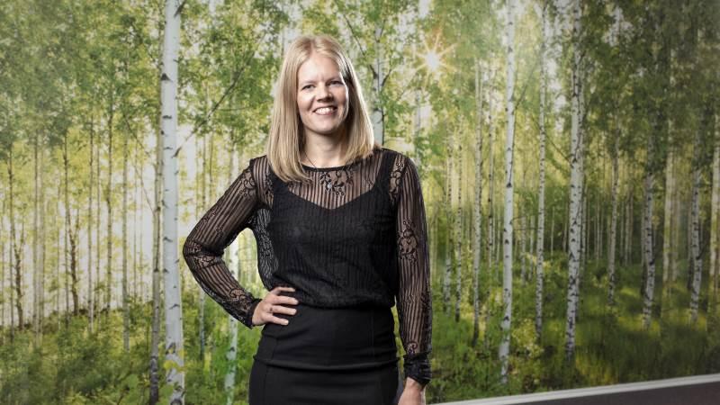 Ida Brøgger Hahn, den nye projektleder på NutriFair, kan formentlig se frem til en udsolgt 2022-messe.