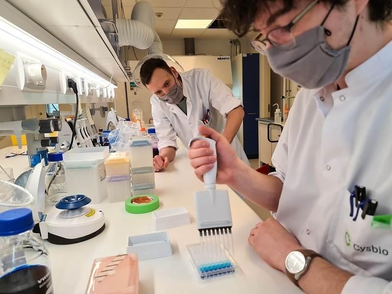 Cysbios fermenteringsteknologi rummer et enormt potentiale og markedsperspektiv for storproduktion af ellers komplekse kemikalier som aminosyrer og ålegræssyre. Fødevareindustrien, landbruget og skibsfarten er nogle af de brancher, der forventes at få glæde af den nye teknologi Foto: Cysbio ApS.