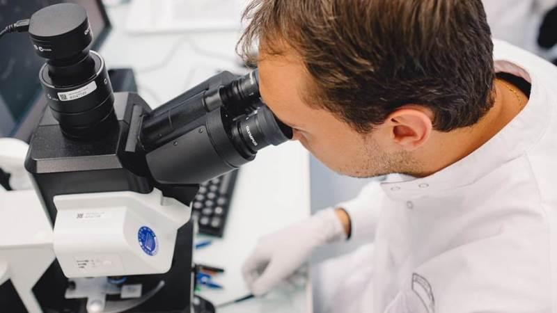 En stor del af Nestlés fødevareinnovation lægger i øjeblikket stort fokus på teknologier, der skal skabe kødalternativer i laboratorier, der både er bæredygtige og velsmagende. Foto: Nestlé