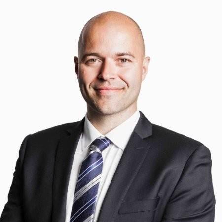Group HR Director i Danish Agro, Fabian Thorsager Scheffler. Foto: Danish Agro