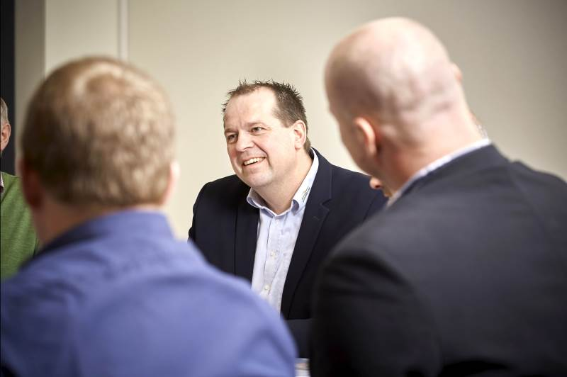 - Det er vigtigt, at man kommer lidt væk fra bedriften og får hovedet til at slappe af, påpeger formand for L&F Kvæg, Christian Lund.