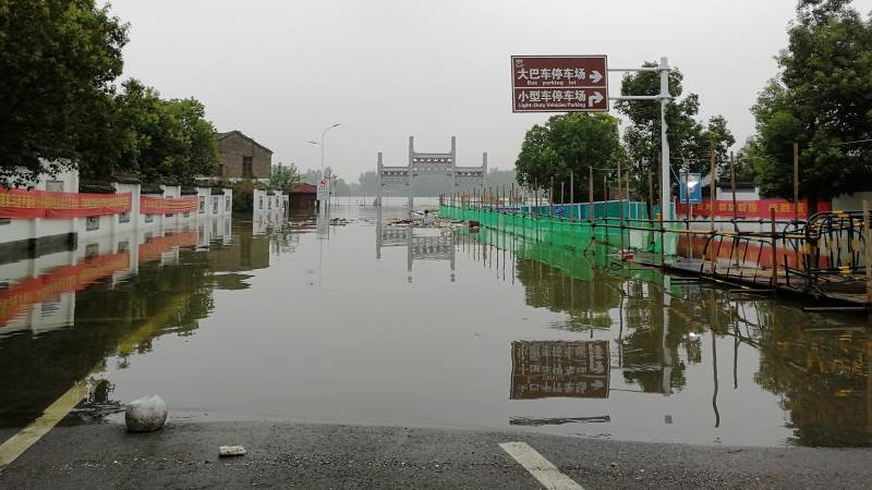 Oversvømmelser i Kina er ikke udsædvanlige, men den seneste oversvømmelse i Henan er den værste i over 60 år. Arkivfoto