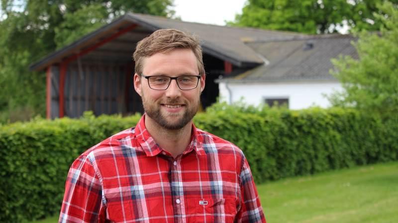 Niels Hauge Mikkelsen, Ejby på Fyn.