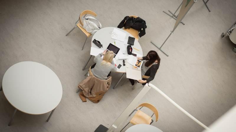 Københavns Universitet vil blandt andet til at promovere uddannelsen naturressourcer mere på gymnasierne. Foto: Colourbox