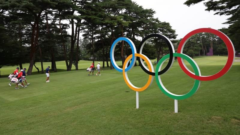 Greens'ne på den olympiske golfbane består af danske græsfrø. Foto: DLF