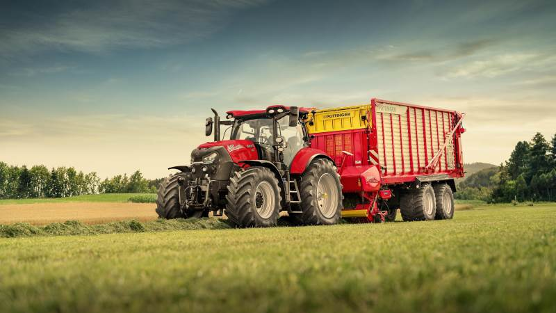 Modelbetegnelsen Case IH Puma 240 CVX er Danmarks mest solgte traktor igennem de sidste tre år. Alene i år er der solgt 55 mod 44 sidste år. I juli måned tog Case IH en kneben førsteplads med 30 enheder. Arkivfoto