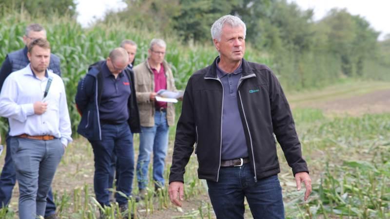 - Landsgennemsnitligt er der 300 majsvarmeenheder mere om året, end hvad gennemsnittet var for 30 år siden, konstaterede landskonsulent Martin Mikkelsen.