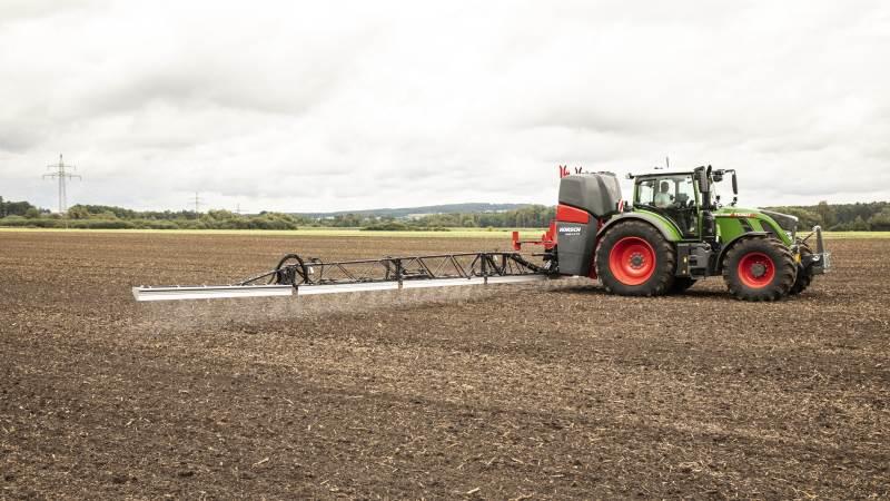 Horsch kommer nu på markedet med tre nye liftophængte sprøjter i tankstørrelsen 1.400, 1.800 og 2.200 liter. Bomstørrelserne går fra 15 til 30 meter.