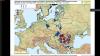Status pr. 16. april på ASF-udbrud i Europa. Blå prikker er i vildsvin og røde prikker i svinebesætninger. Kilde: Tomasz Trela