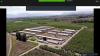 Der er i alt fem store svinefarme til Agricola Coexca - her een af de ældre.