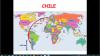 Der er 12.724 km til Chile fra Danmark.
