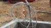En ny stald kræver masser af strøm – hér de mange nye ledninger, der er blevet trukket til den nye stald. Foto: John Ankersen