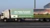 De nye biogaslastbiler reducerer udledningen af CO2 med næsten 50 procent, oplyser Arla.