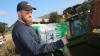 Planteavlskonsulent Emil Hagelskjær Dollerup tester både etableringsmetode, udlæg og græs-blandinger.