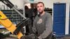 Servicedelen er en stor del af det, som man leverer hos Snertinge Maskinforretning. Her ses Michael K. Andersen, der har været en del af serviceteamet hos Snertinge i 15 år.